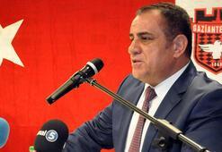 Gaziantepspor Başkanı İbrahim Kızıl görevi bıraktığını açıkladı