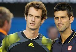 Murray ve Djokovicin düşüşü sürüyor