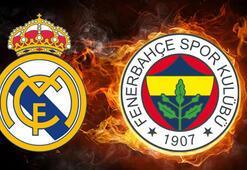 Real Madrid Fenerbahçe Euroleague maçı saat kaçta, hangi kanalda