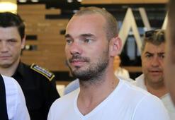 Ayrılığın ardından, işte Sneijderin yeni adresi