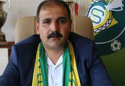 Şanlıurfasporun şike iddiası