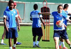 Antalyaspor Etoosuz çalıştı