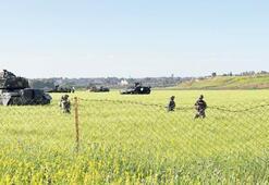 PKK-Terroristen an der Grenze erschossen