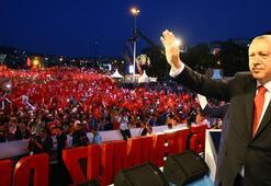 Erdoğan: Bunları artık tek tip giysi ile mahkemeye çıkaralım...