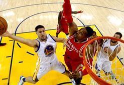Warriors, Curry olmadan kazandı