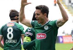 Torku Konyaspor Rangelov ile 2 yıllık anlaşma imzaladı