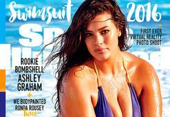 Sports Illustratedden ilk balık etli kapak kızı