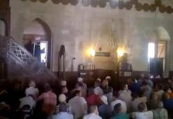 İmam vaaz verirken FETÖcülerin tepkisine maruz kaldı Cemaat ise...