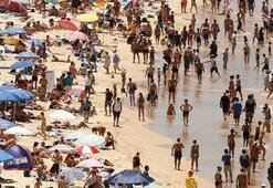 Sydneyde son 79 yılın en sıcak günü yaşandı