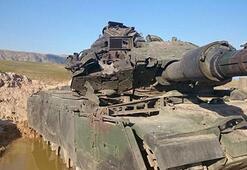 Es werden Panzer an die Grenze versendet
