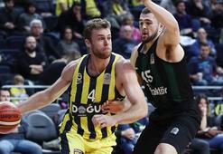 Fenerbahçe Doğuş - Sakarya Büyükşehir Belediyespor: 89-75