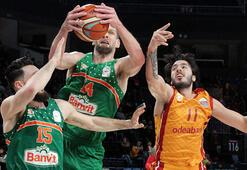 Galatasaray Odeabank - Banvit: 72-91