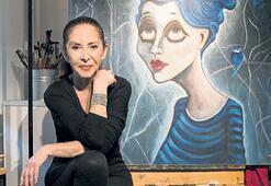 'Hümeyra'nın Kadınları' sergisi açıldı