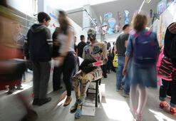 4. İstanbul Çocuk ve Gençlik Sanat Bienali başladı