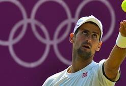 Djokovic zorlandı ama yıkılmadı