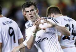 Bale, Malaga maçına hazır