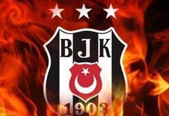 Beşiktaşta 112 milyon TLlik golcü Beşiktaş transfer haberleri