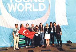 'Genç Davos'a 190 ülke gitti