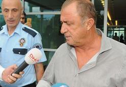 Fatih Terim İstanbula döndü