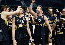 Fenerbahçe ikinci kez Dörtlü Finalde