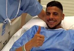 Sivassporda ameliyat olan Cicinho 6 ay yok