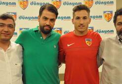 Kayserispor, Erkan, Tiago ve Canberk sözleşme imzaladı