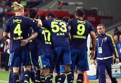 Fenerbahçe hat sich großen Vorteil für die nächste Runde herausgespielt