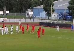 Medipol Başakşehir - Ashdod: 2-2