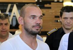 Sparta Prag açıkladı Sneijder ile görüştük