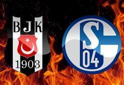 Beşiktaş Schalke 04 hazırlık maçı ne zaman saat kaçta hangi kanalda
