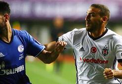 Schalke 04 -Beşiktaş: 3-2