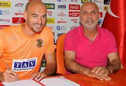 Alanyaspor, Fransız kaleyi Remy Riouyu transfer etti