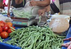 Taze fasulye karaborsa oldu, kilosu 3 liradan 12 liraya yükseldi
