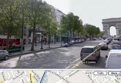 Googledan Street View itiraftı