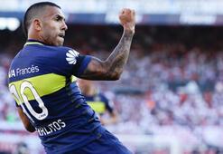 Tevez, yeniden Boca Juniorsta