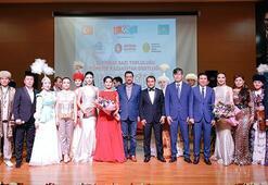 Keçiörende Kazak konseri