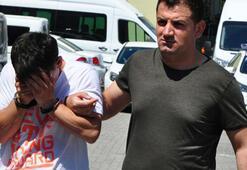 Kız çocuğunu kaçırmak isteyen cinsel istismar şüphelisi yakalandı