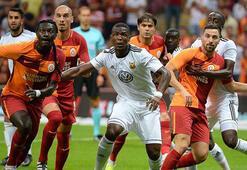 Galatasaray - Östersunds: 1-1 (İşte maçın özeti ve golleri)