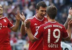 Bayern Münih yenilmezliğine devam ediyor