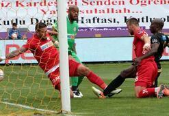 Osmanlıspor-Antalyaspor: 3-0