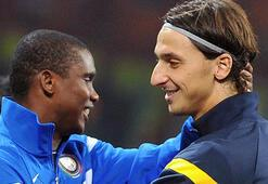 Etoo, Ibrahimovicin peşinde
