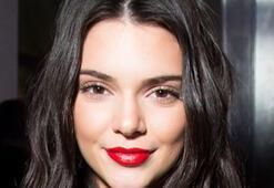 İşte Kendall Jennerın sırrı