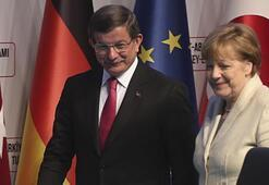 German Chancellor and EU officials visit Gaziantep to discuss migrant crisis