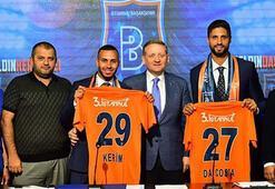 Başakşehir, Kerim Frei ve Da Costa ile sözleşme imzaladı