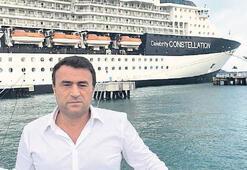 Kruvaziyere Türk ilgisi