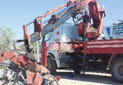 Turgutlu'da 421 motor terk edildi