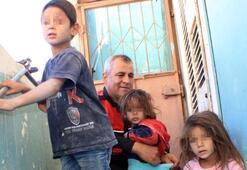 Çocuklarını eve kilitleyen  anne adliyeye sevk edildi