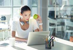 Kilo vermenize yardımcı olacak 8 ofis alışkanlığı