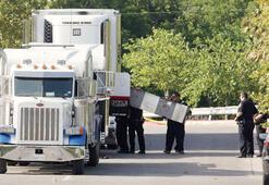 Kasasında taşıdığı yolculardan dokuzu ölen tır şoförü gözaltında