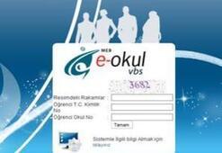 E-okul veli bilgilendirme sistemi ile öğrenci not bilgisine ulaşın